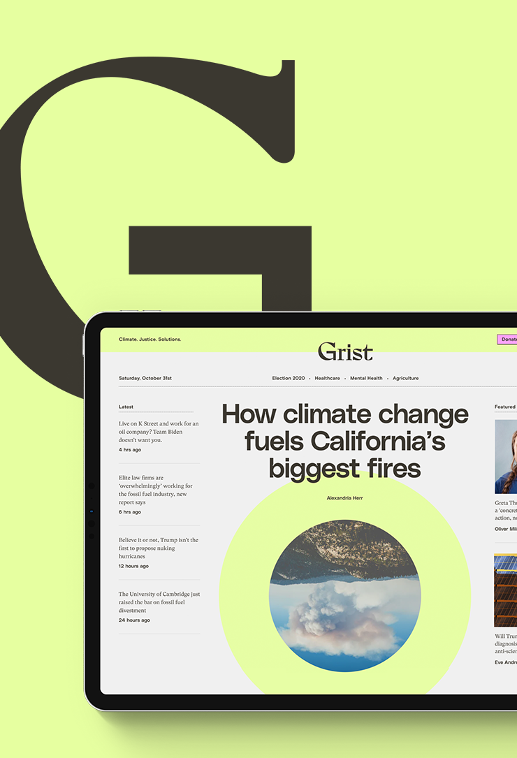 Grist Climate News